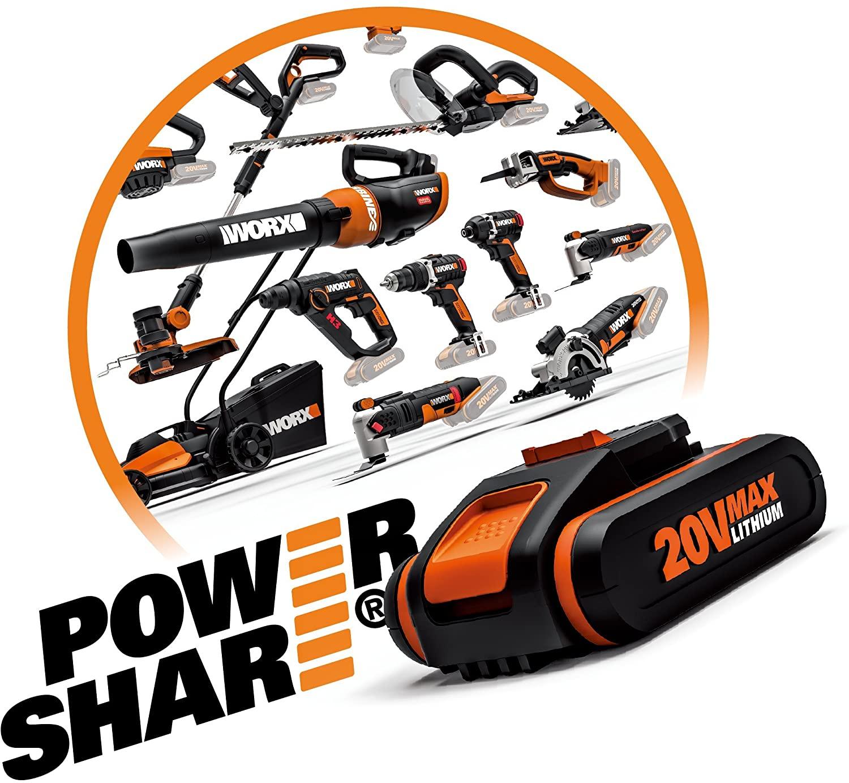 bateria litio 20 voltios